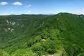Pohľad z hradu Muráň na sever / bez hodnotenia