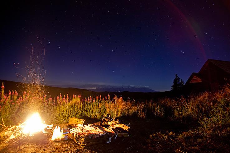 Pripravené na spanie pod hviezdami ;-)