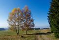 Jeseň pod Západnými Tatrami