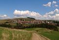 Dedinka na kopci
