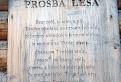 Prosba lesa / 1.1111