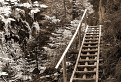 Rebrík v Juráňovej doline