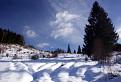 Zima na Muránskej planine