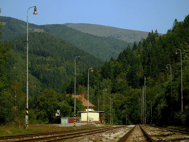 Železničná stanica Uľanka