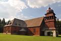 Dreveny artikularny kostol vo Svätom Kríži  / 1.0526