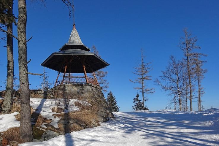 Vyhliadkový Szilágyiho pavilón