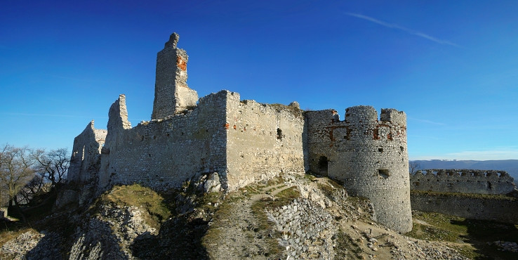 Plavecky hrad...
