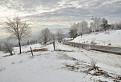 Zimná scénka zo Stredu Európy / 1.0000