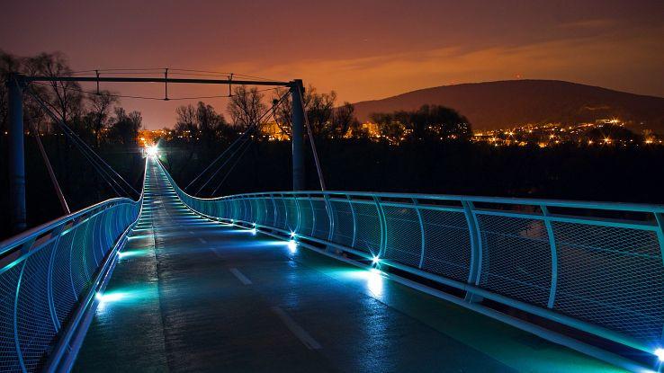Vecer na moste