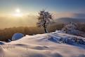 Zima na Jelenci