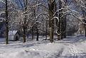 Zima pri kaplnke / 1.0435