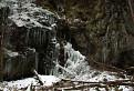 Vodopád v doline Zlatnica