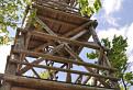 Drevená vyhliadková veža na Zarúbanej Kýčere  / 0.0000