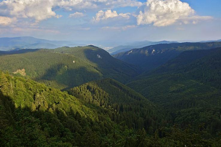 Hrdzava dolina