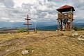 nový kríž na Hájnici