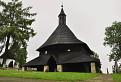 Drevený goticky kostol / 1.2105